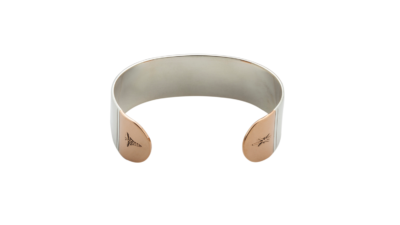 wide cuff Medical ID Bracelet